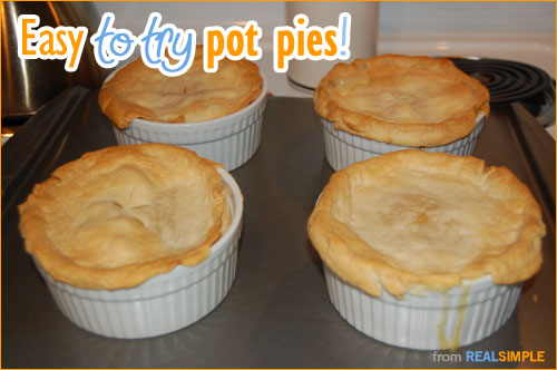 Easy to try potpies!
