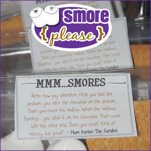 Smore Please!