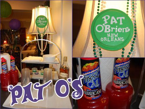 Pat O's