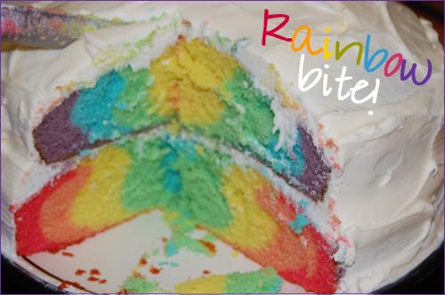 Final Rainbow Cake