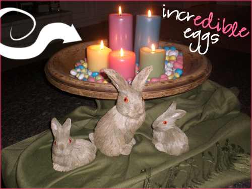 Incredible Eggs Centerpiece