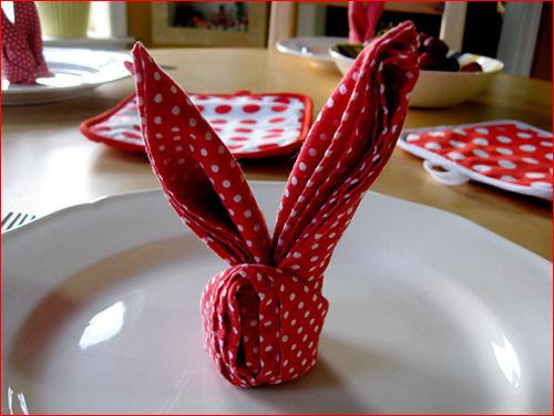 Bunny Love: Polka Dots