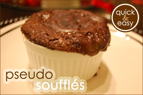 Pseudo Souffles