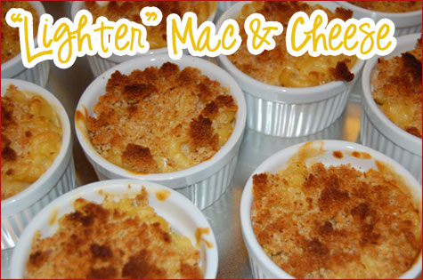 Lighter Mac & Cheese